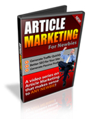 Article Marketing For Newbies